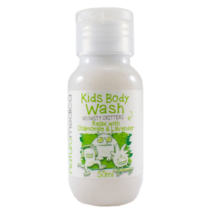 Kids Natural Body Wash 50mL (Travel Size)