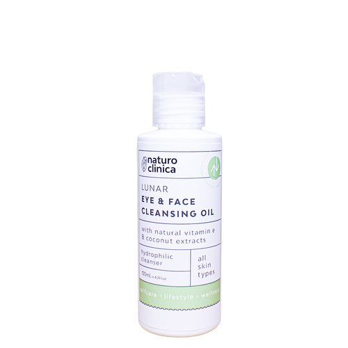 LUNAR EYE & FACE CLEANSING OIL